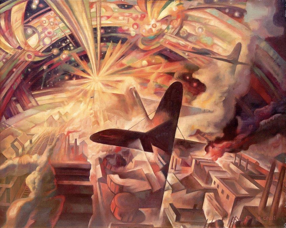 Vanaf voorjaar 2022: De radicale avant-garde, Italiaans futurisme in Rijksmuseum Twenthe